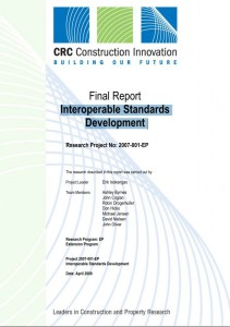 IFC for Lark - Interoperable Standards Development